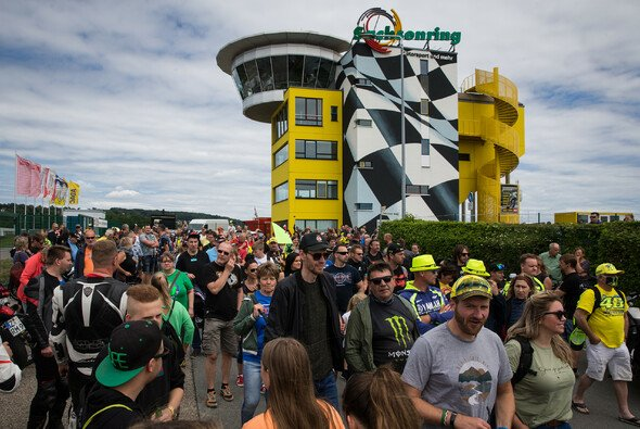 Fans wird es am Sachsenring diesmal leider nicht geben - Foto: Tobias Linke