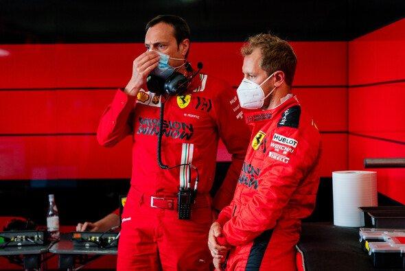 Sebastian Vettels letzte Ferrari-Saison scheint kein schönes Abschiedsjahr zu werden - Foto: Ferrari