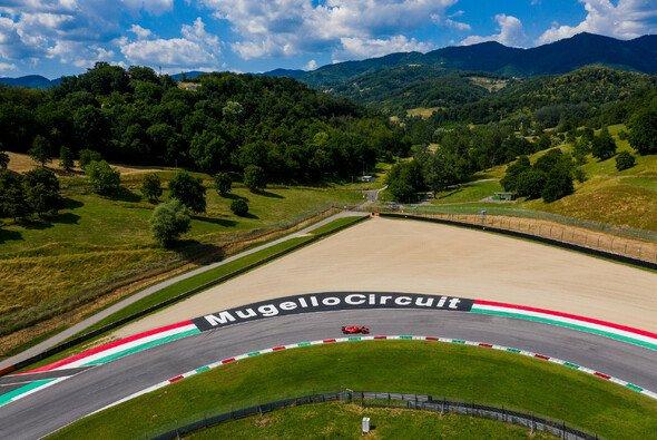 Bei der Premiere in Mugello wird Sonnenschein erwartet - Foto: Ferrari