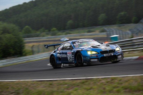 Walkenhorst Motorsport ist beim ersten NLS-Rennen der Saison erfolgreich - Foto: Felix Maurer