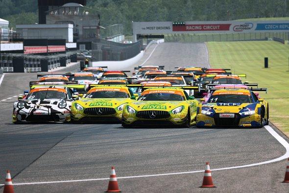 Mittwoch live: ADAC GT Masters eSports Challenge - Foto: ADAC eSports