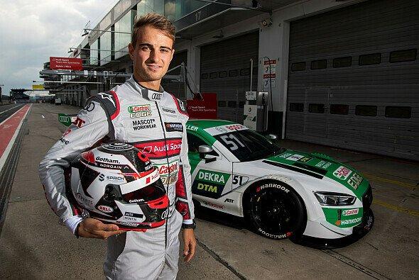 Nico Müller steht in der DTM vor seiner Rückkehr zum Team Rosberg - Foto: Audi Communications Motorsport