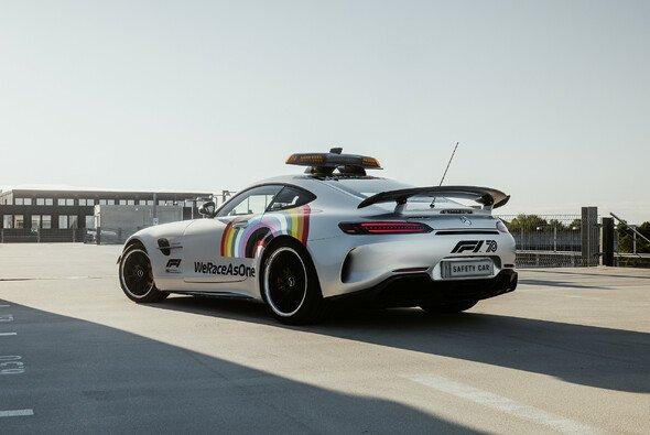 Das Formel-1-Safety Car wurde für 2020 umgestaltet - Foto: Mercedes-AMG