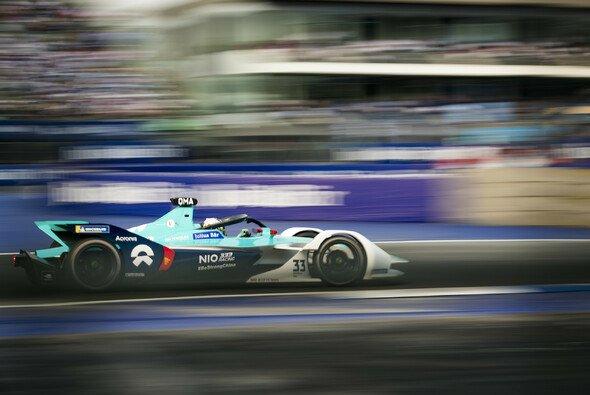 NIO ist aktuell das schwächste Team in der Formel E - Foto: LAT Images
