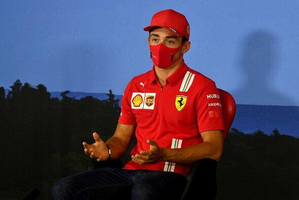 Charles Leclerc erwartet eine schwierige Saison 2020 für Ferrari - Foto: LAT Images