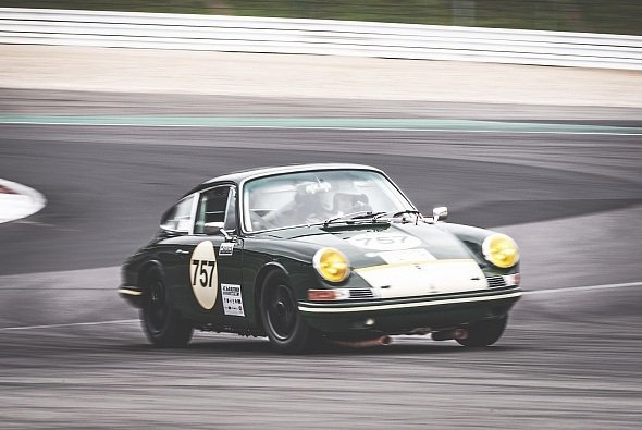 Die FHR - Europas größter Rennsportverein im Historischen Motorsport - Foto: Dunlop