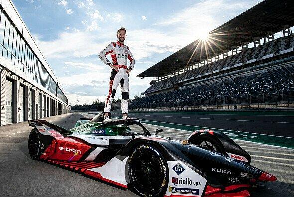 Rene Rast fährt 2020 ein Doppelprogramm aus DTM und Formel E mit Audi - Foto: Audi Communications Motorsport