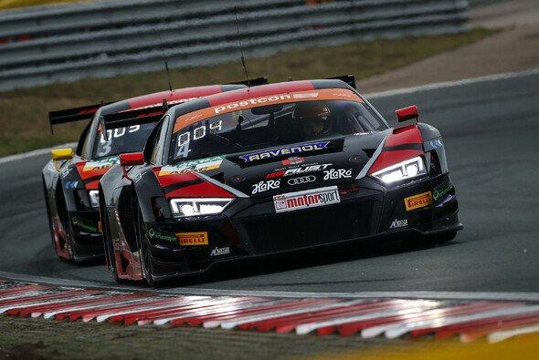 Aust Motorsport stellt sich am Sonntag vor - Foto: ADAC GT Masters