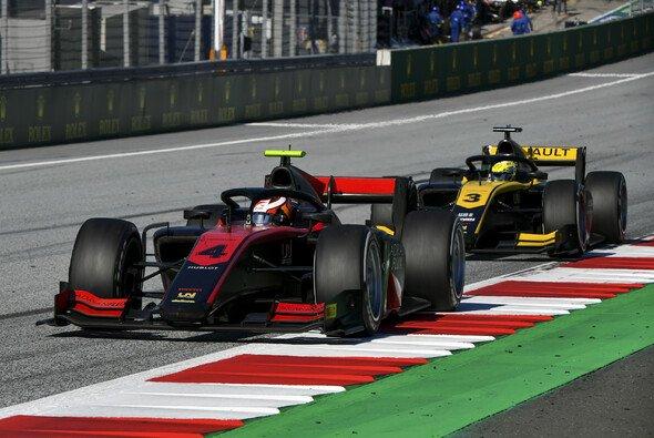 Callum Ilott gewann das erste Rennen der Formel-2-Saison 2020 - Foto: LAT Images