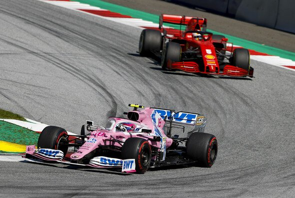 Ferrari hat sich in den Protest von Renault gegen Racing Points Kopie des 2019er Weltmeister-Mercedes eingeschaltet - Foto: LAT Images