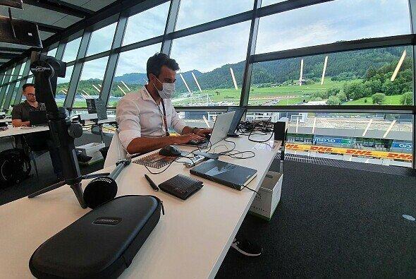 So lief der Formel-1-Auftakt in Österreich als Journalist vor Ort - Foto: Motorsport-Magazin.com