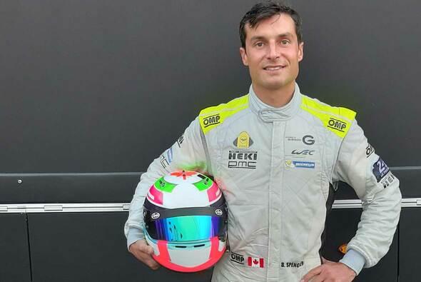 Bruno Spengler startet erstmals bei 24-Stunden-Rennen von Le Mans - Foto: ByKolles