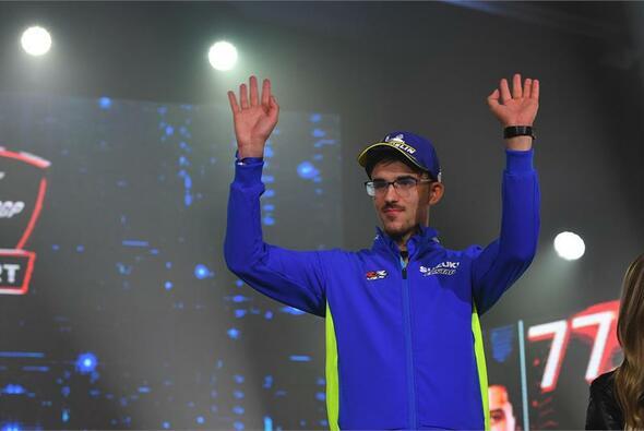 Cristian Sanchez startet für Suzuki in der MotoGP-eSport-Championship - Foto: Suzuki