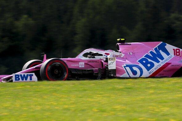 Racing Point war im Training dritte Kraft in Spielberg - und sieht sich auch im Rennen dort - Foto: LAT Images
