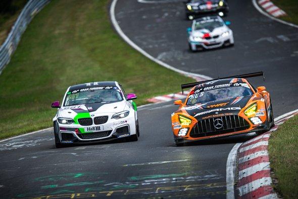 Hubert Haupt Racing erbt den Sieg beim dritten NLS-Rennen - Foto: Felix Maurer