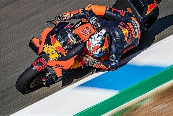 Pol Espargaro kämpfte lange um das MotoGP-Podium in Jerez - Foto: KTM