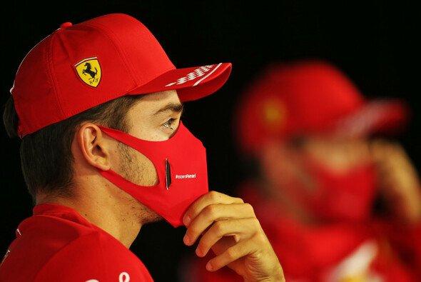 Charles Leclerc: Ist die Messlatte für Sebastian Vettel zu hoch? - Foto: LAT Images