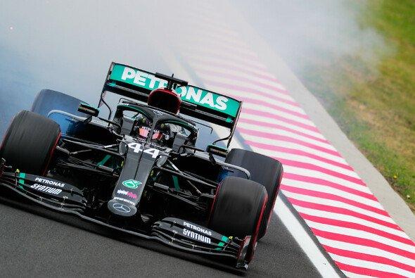 Lewis Hamilton und Mercedes schockten die Konkurrenz im 1. Freien Training zum Ungarn GP - Foto: LAT Images