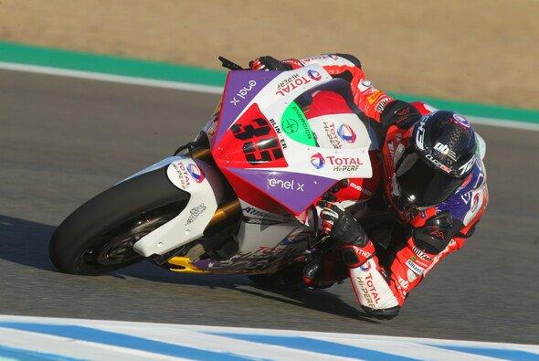 Lukas Tulovic feiert ein starkes Qualifying-Debüt - Foto: MotoGP.com