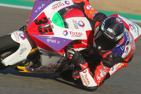 Lukas Tulovic startet aus der ersten Startreihe - Foto: MotoGP.com