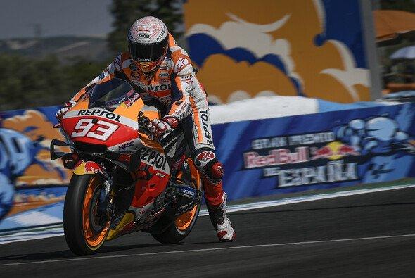 Marc Marquez fiebert seinem Comeback entgegen - Foto: MotoGP.com