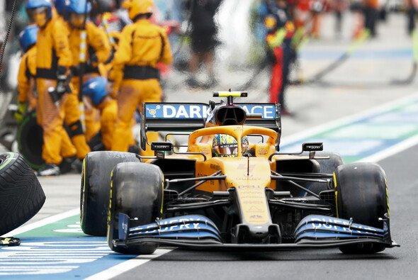 Ein verpatzter Start und Pech beim Boxenstopp kostete McLaren die Chance auf mehr Punkte. - Foto: LAT Images