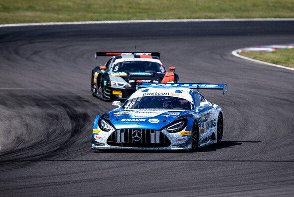 Mercedes-AMG-Pilot Raffaele Marciello fuhr Bestzeit - Foto: ADAC GT Masters