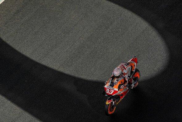 Marc Marquez stellte sich selbst in Jerez selbst in den Schatten - Foto: Repsol