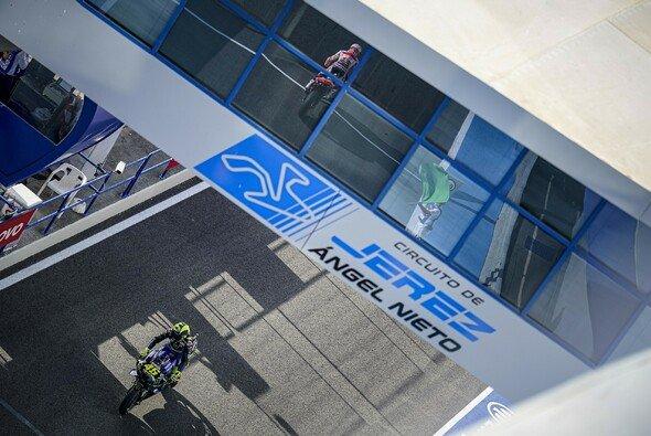 Die MotoGP ist zurück in Jerez - Foto: Yamaha
