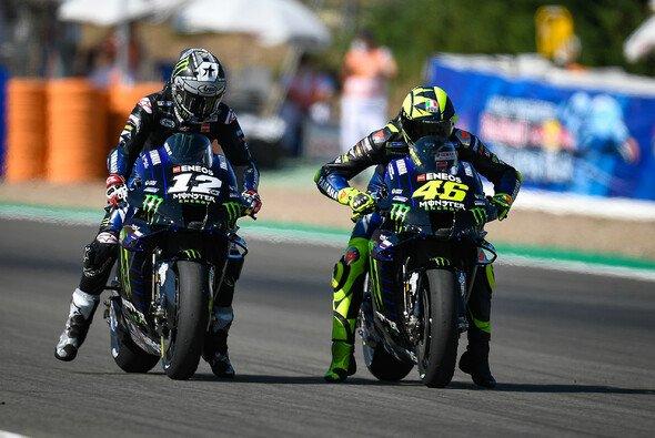 Den Yamaha-Fahrern könnten im Laufe der Saison Strafen drohen - Foto: MotoGP.com