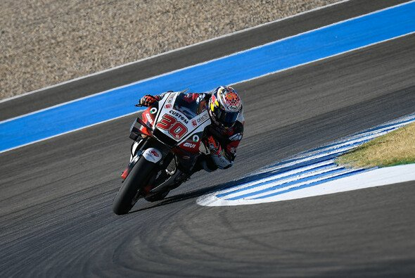 Takaaki Nakagami liefert ein starkes Wochenende ab - Foto: MotoGP.com