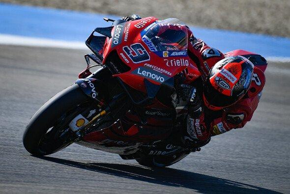 Danilo Petrucci hat eine offizielle Verwarnung erhalten - Foto: MotoGP.com