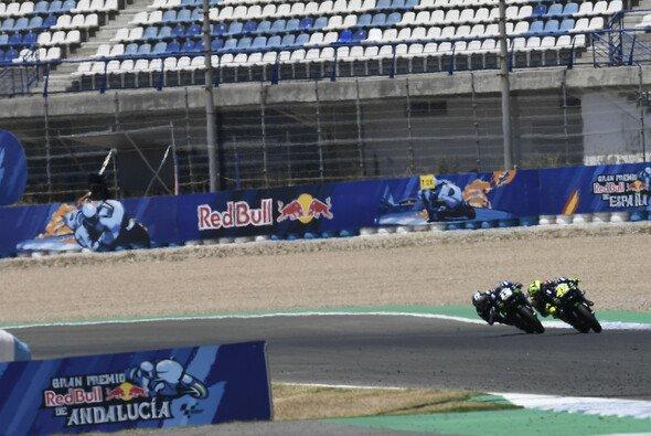 Maverick Vinales nutzt die Superbike-Tests in Jerez - Foto: MotoGP.com