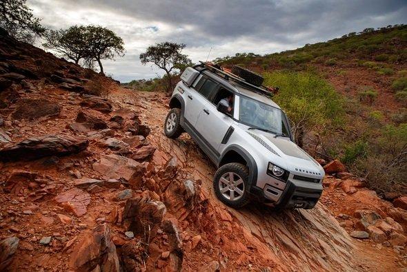 Jaguar Land Rover arbeitet seit vielen Jahren eng mit Goodyear zusammen - Foto: Goodyear