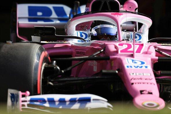 Nico Hülkenberg wurde bei seinem Formel-1-Comeback ins kalte Wasser geschmissen - Foto: LAT Images