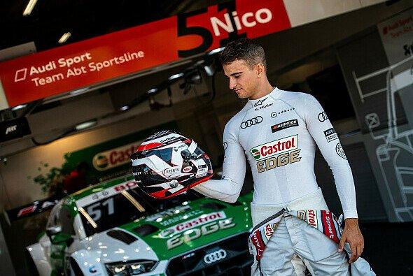 DTM-Saison 2021: Nico Müller kehrt zum Team Rosberg zurück - Foto: Audi Communications Motorsport