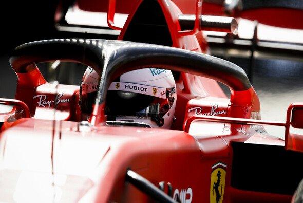 Ferrari spendiert Sebastian Vettel für das Formel-1-Rennen in Barcelona ein neues Chassis - Foto: LAT Images