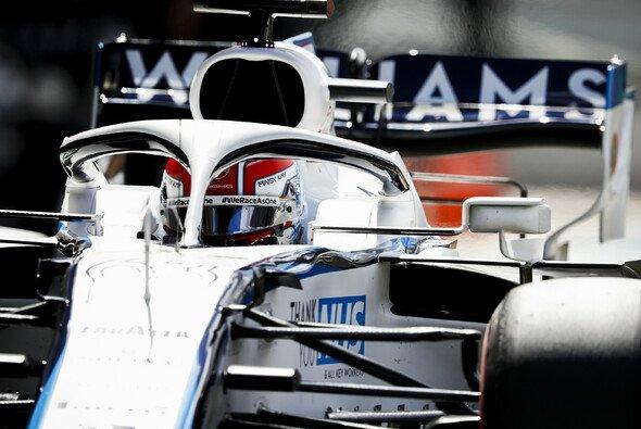 Williams bleibt, wird aber nach 2020 umgebaut - Foto: LAT Images