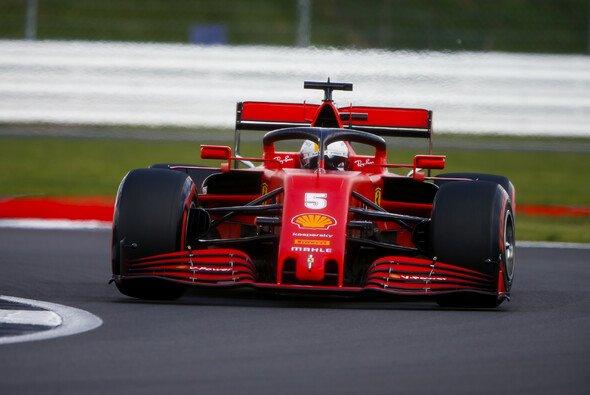 Sebastian Vettel fehlten im Qualifying mehr als neun Zehntel auf Charles Leclerc - Foto: LAT Images
