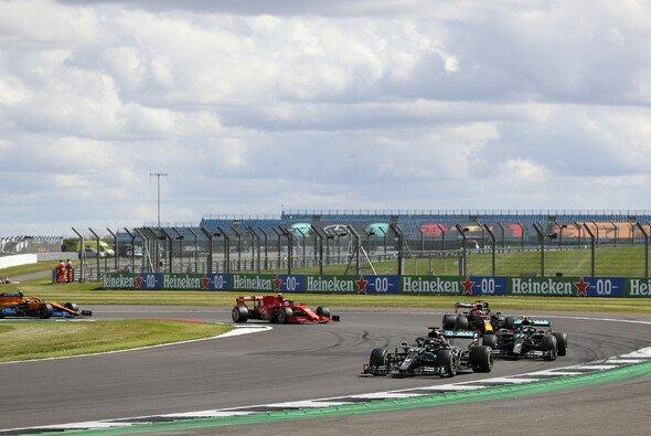Mercedes führt in der Motor-Entwicklung aktuell die Formel 1 an - Foto: LAT Images