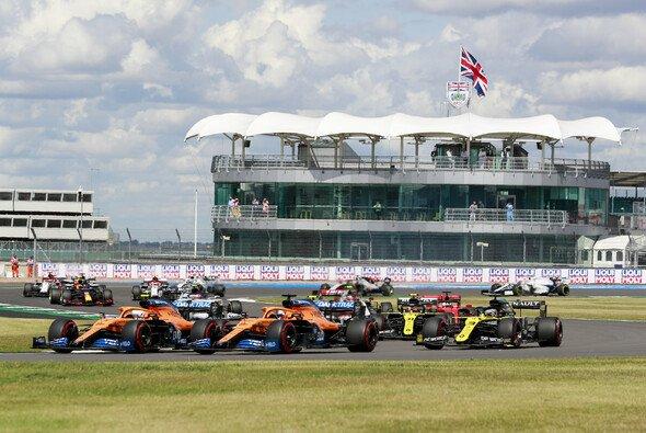 2021 soll das Wetter noch sonniger werden als beim Großbritannien GP 2020 - Foto: LAT Images
