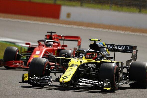 Ferrari und Renault haben als einzige Formel-1-Teams ihren Einspruch gegen das Racing-Point-Urteil der FIA geltend gemacht - Foto: LAT Images