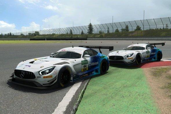Doppelsieg für Williams Esports - Foto: ADAC Motorsport