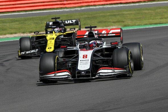 Romain Grosjean konnte einzig die Kritik an seinem Move gegen Daniel Ricciardo nachvollziehen - Foto: LAT Images