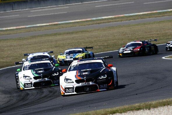 Schubert Motorsport sammelt wichtige Erfahrungen mit dem BMW M6 GT3 - Foto: Alexander Trienitz