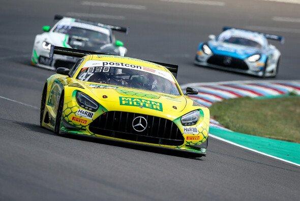 Fan-Liebling von HTP seit einigen Jahren: Die Mercedes-Mamba - Foto: ADAC GT Masters