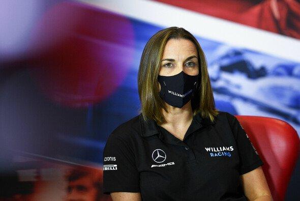 Claire Williams verabschiedete sich am Monza-Wochenende aus der Formel 1 - Foto: LAT Images