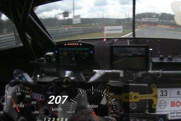Auf dem Lausitzring kommt es zur Verhandlung über Rene Rasts Fall beim Spa-Rennen - Foto: Screenshot/ITR