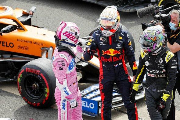 Nico Hülkenberg feiert in Silverstone einen dritten Startplatz - Foto: LAT Images