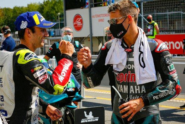 Quartararo und Zarco würden im Normalfall für ein volles Haus sorgen - Foto: MotoGP